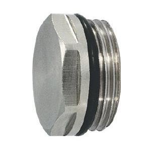 Пробка коллекторная концевая с уплотнителем