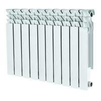 Радиатор алюминиевый Stavrolit Standard (SH) 500/96, 6 секц.